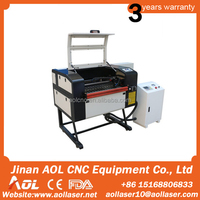 Factory direct sale 600*400mm laser engraving machine for iphone,mobile phone