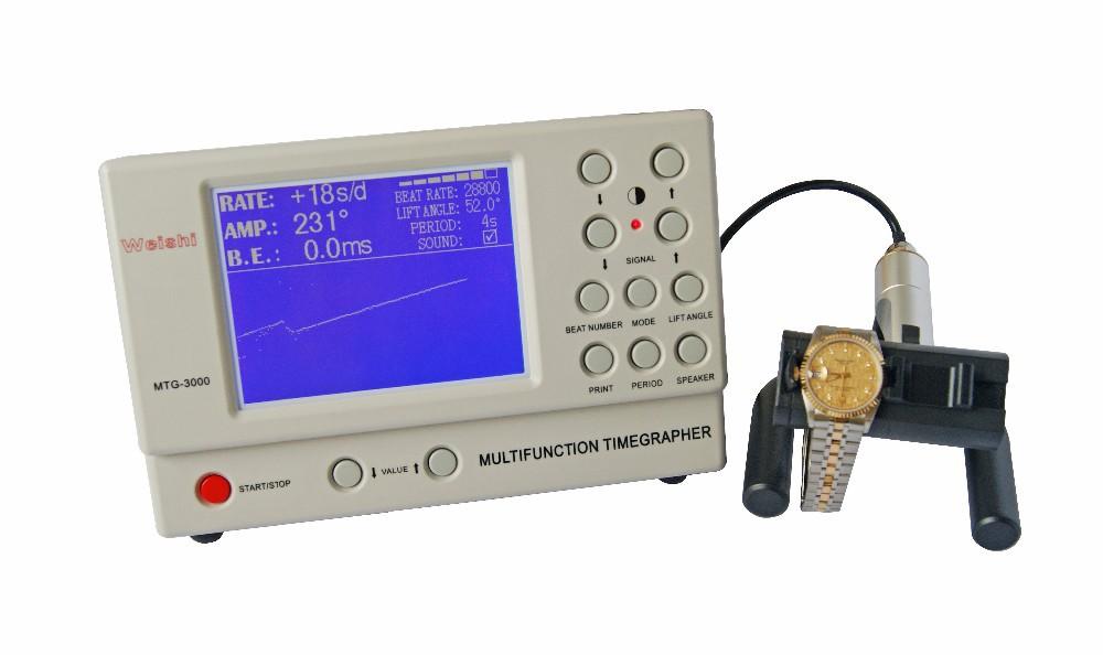 Смотреть Ремень Машина Многофункциональный Timegrapher НЕТ. 3000 для rolex часы ремонтников смотреть любителей