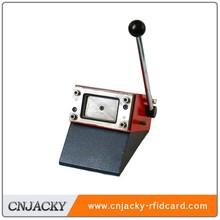CNJ-CR80 manual punching machine Card press