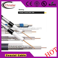 hot selling high quality coaxial cable for satellite tv communication cable from china supplier