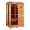 2 person cedar wood sauna room home indoor sauna room health care price