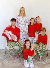 ragazzi alla moda abbigliamento invernale abbigliamento moderno unisex pigiama natale