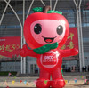 giant inflatable advertising vegetable,inflatable promotion tomato