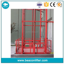 Good quality Cheapest wall mounted hydraulic cargo lift