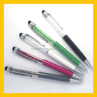 2015 High Sensitive Capacitive Metal Resistive Stylus Pen