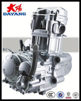 1 Cylinder Four Stroke Water-Cooled Lifan 200cc Gasoline Engine For Tricycle