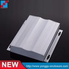 CNC drilling holes Custom diy custom metal Battery Case charger case