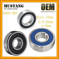High Quality Motorcycle Wheel Bearing for Honda Fit Side Rail BAll Bearing and Brass Bearing from China