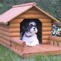 Factory best selling cool dog house