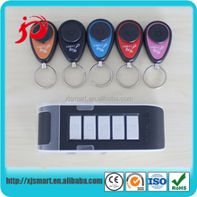 Remote key finder with five receives with factory price
