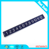 wholeasle plastic ruler thick plastic ruler