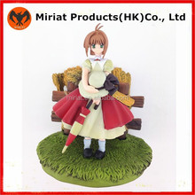 Japanese cartoon model collection toy anime pvc action figure