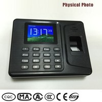 electronic manufacturing in guangzhou biometric fingerprint time attendance portable with free software