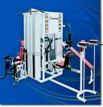 10 en 1 multifunción equipo de gimnasio en casa con 6 grupos de peso pilas máquinas de ejercicios AMA9920B