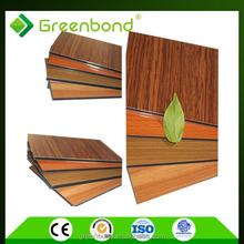 Greenbond aluminium composite panels for prefab modular bathroom
