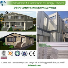 Light weight steel frame prefab modular house with eps sandwich panel