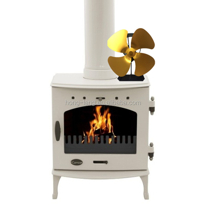 New Design Heat Powered Fireplace Fan For Wood Burning Stove Cfm200 Buy Heat Powered Fireplace