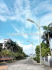 rua 40w tudo em um led solar jardim luz inoxidável