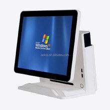 AK-915T Touch Screen Retail POS machine Cash Register
