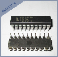 GAL16V8D-15LP Programmable Integrated Circuits And Logic