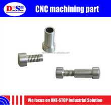 TS 16949 certified stainless steel cnc turning parts - cnc turning