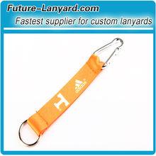 Customer key chain lanyard with climbing hook