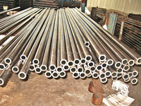 astm a519 round carbon seamless burnished cold drawn steel tube