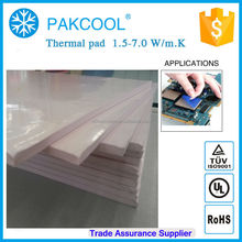 Thermal Conductive silicone Pad silicone conductive rubber padsTP-250-HT