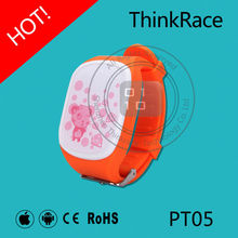 Professional manufacturer provides wristwatch GPS tracking solutions for old people and kids, GPS tracker watch