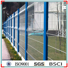 Cheap metal fencing, Curved metal fencing