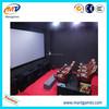 High level 7d cinema,Customer-design 5d cinema,3d cinema system for sale
