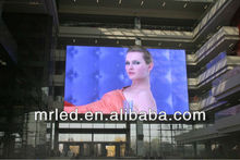 P16 LED display, outdoor led panels, advertising led display wall