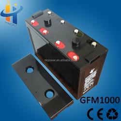 New arrival rechargable deep cycle ups battery 2v 1000ah