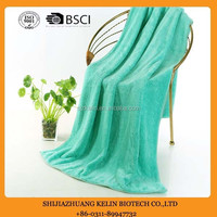 bulk buy from china 70*140cm 300gsm plush microfiber towel with private label