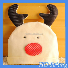 HOGIFT Korean baby bear hat/Christmas elk hat/with ear hat
