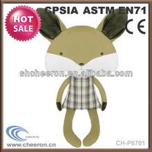 Buy toys from China plush fox keychain