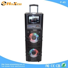 Supply all kinds of speaker 21 inches,outdoor trolley speaker,wireless outdoor stereo speakers