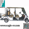 EEC approved four seaters pure electric fleet golf car, EG2048HSZR
