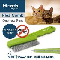 Flea and tick grooming comb suppliering products for pets