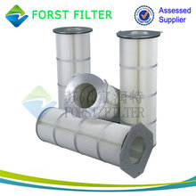 FORST Cement Plant Pleated Air Filters