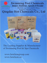 High Quality Manufacturer of Swimming Pool Chemicals Calcium Chloride Hardness Increaser