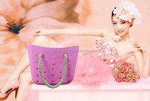China Supplier Audit Factory Hot Selling Waterproof Silicon Beach Bag
