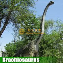 High quality dinosaur models giant Brachiosaurus statue