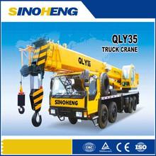 Hydraulic Mobile Crane 35tons