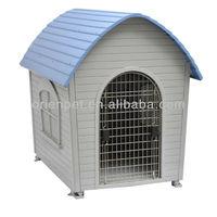 pet dog plastic kennel