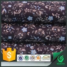 fashionable style woven printed cotton plain poplin cotton shirt fabric