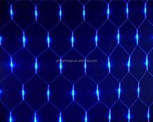 cheap LED christmas solar net light for holiday decorative light wholesale