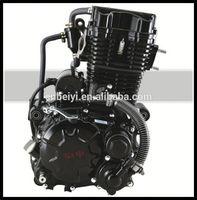 4 Stroke motorized Chongqing Lifan 150cc Water cooled 3 Wheel Motorcycle Engine