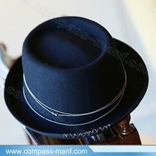 Fashion Women Wide Brim Woolen fedora hat