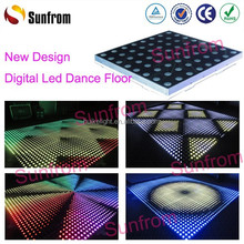 Party Wedding Disco Club Rental digital Portable made in china led dance floor for nightclub/ disco